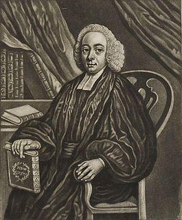Martin Madan English barrister, clergyman and writer