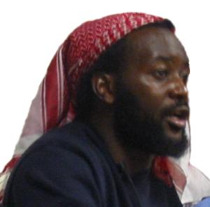 Martin Mubanga - Mubanga in 2005 after his release