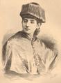 Martina Castells Ballespí (Arturo Carretero 1882) primera mujer doctorada en Medicina y Cirugía en España.png