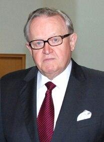 Марти Ахтисаари