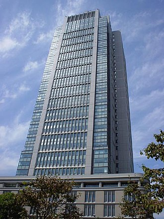 Mitsubishi Estate - The Marunouchi Building, which was completed in 2002