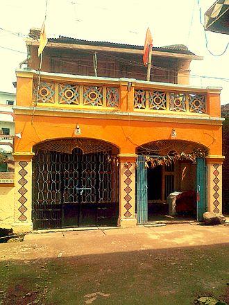 Chinawal - Another old temple, Maruti Mandir, in Chinawal village