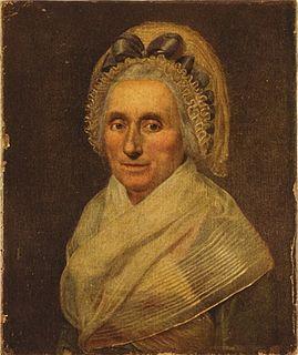 Mary Ball Washington Mother of George Washington
