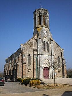 Massérac - église.JPG