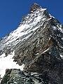 Matterhorn von Hörnlihütte 2016.jpg