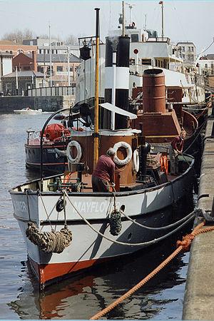 Mayflower (tugboat) - Image: Mayflower 2