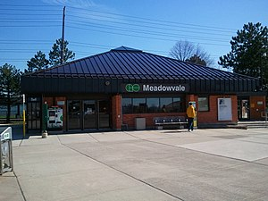 Meadowvale GO Station building.jpg