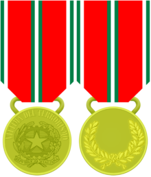 Medaglia de oro - 1 3