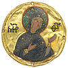 Medallion with the Virgin from an Icon Frame.jpg
