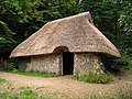 Mediaeval Cottage at Weald and Downland Museum, Singleton, West Sussex - geograph.org.uk - 943135.jpg