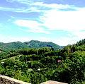 Mehedinţi Mts. in Godeanu, Obârşia-Cloşani.jpg