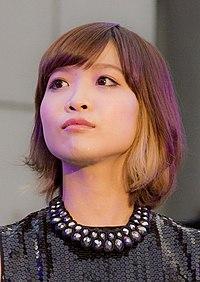 Mei Nakabayashi, 2014 (cropped).jpg