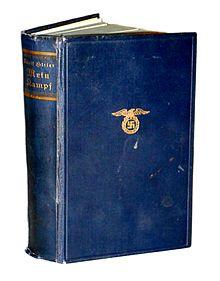 [Image: 220px-Mein_Kampf_9._Auflage_1932.JPG]