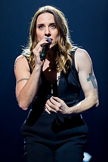 Melanie C English singer, songwriter, entrepreneur, actress and television personality