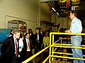 Members of the House Transportation and Economic Development Appropriations Committee taking a tour of the R.A. Gray building - Tallahassee, Florida.jpg