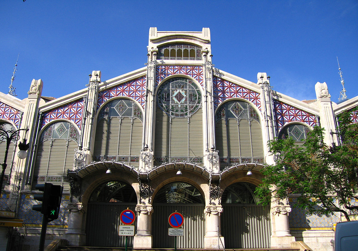 Mercado Central, Valencia - Wikipedia