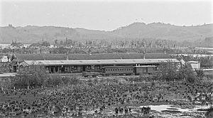 Mercer Railway Station - Image: Mercer Railway station