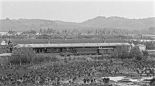 Mercer railway station railway station in New Zealand