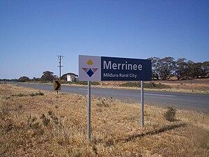 Merrinee, Victoria - Merrinee