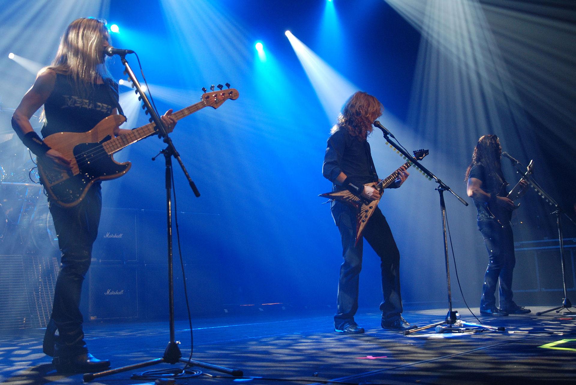 List of Megadeth band members - Wikipedia