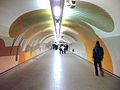 Metro de Paris - Couloir Paris-Nord - La Chapelle 2.jpg