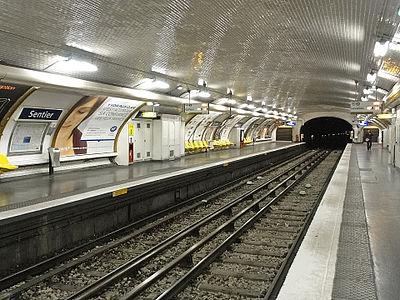 Sentier (Métro Paris)