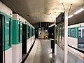 Metro de Paris - Ligne 3 bis - Gambetta 03.jpg