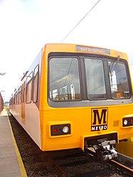 Metrocar 4075, Tyne and Wear Metro depot open day, 8 August 2010.jpg