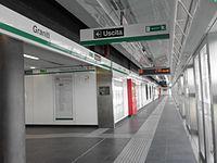 Metropolitana di Roma linea C - Graniti 02.jpg