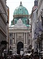 Michaelertor, Kohlmarkt, 1010 Wien, Austria - panoramio (2).jpg