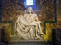 Michelangelo's Pieta, St. Peter's Basilica (6074456683).jpg