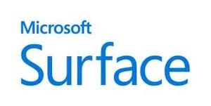 Surface Pro 3 - Image: Microsoft Surface Pro 3 Logo