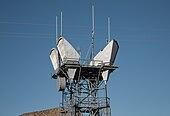 Башня TD-2 в национальном заповеднике Мохаве, Калифорния