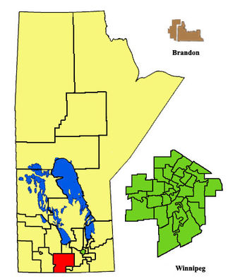 Midland (electoral district) - Image: Midland ED2011