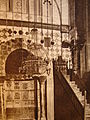 Mihrab and Minbar, 1900 postcard.jpg