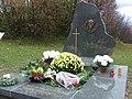Milan Rufus - plaketa na hrobe v Zavaznej Porube (1).jpg