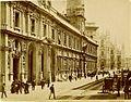 Milano via Mercanti ca 1890.jpg