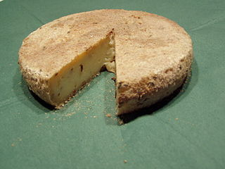 Milbenkäse German speciality cheese