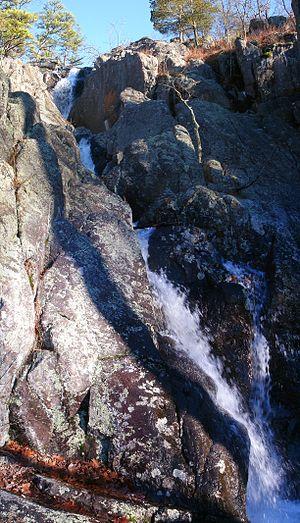 Taum Sauk Mountain State Park - Mina Sauk Falls