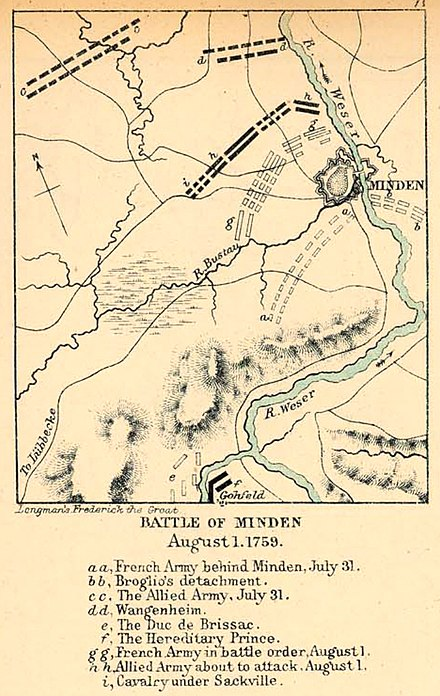 Battle plan of Minden Minden Plan.jpg
