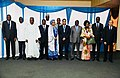 Ministers of the G5 Sahel after a council, Ouagadougou, 4 Feb 2019.jpg