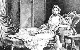 Ada and Minna Everleigh - Image: Minna Everleigh 1895 portrait