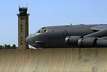 Minot Air Force Base with B-52.jpg