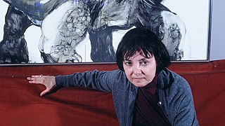 Miriam Beerman American painter and printmaker