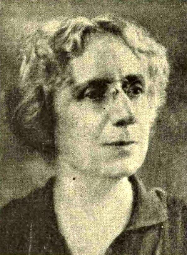 Miss Henrietta Szold. 1930
