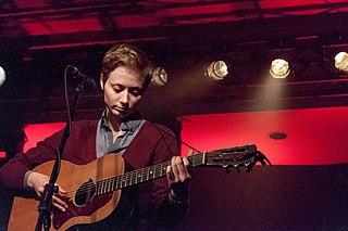 Mo Kenney Canadian singer-songwriter