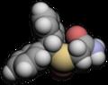 Modafinil molecola.png