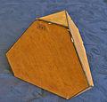 Modell, Kristallform (Verzerrungen) Oktaeder (Spinell) -Krantz 4, 6, 7, 391- (8).jpg