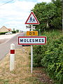 Molesmes-FR-89-panneau d'agglomération-01.jpg
