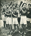 Moluccan Flute Players, Indonesia Tanah Airku, p51.jpg
